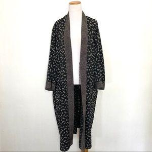 Vintage Josie by Natori Kimono Robe Small